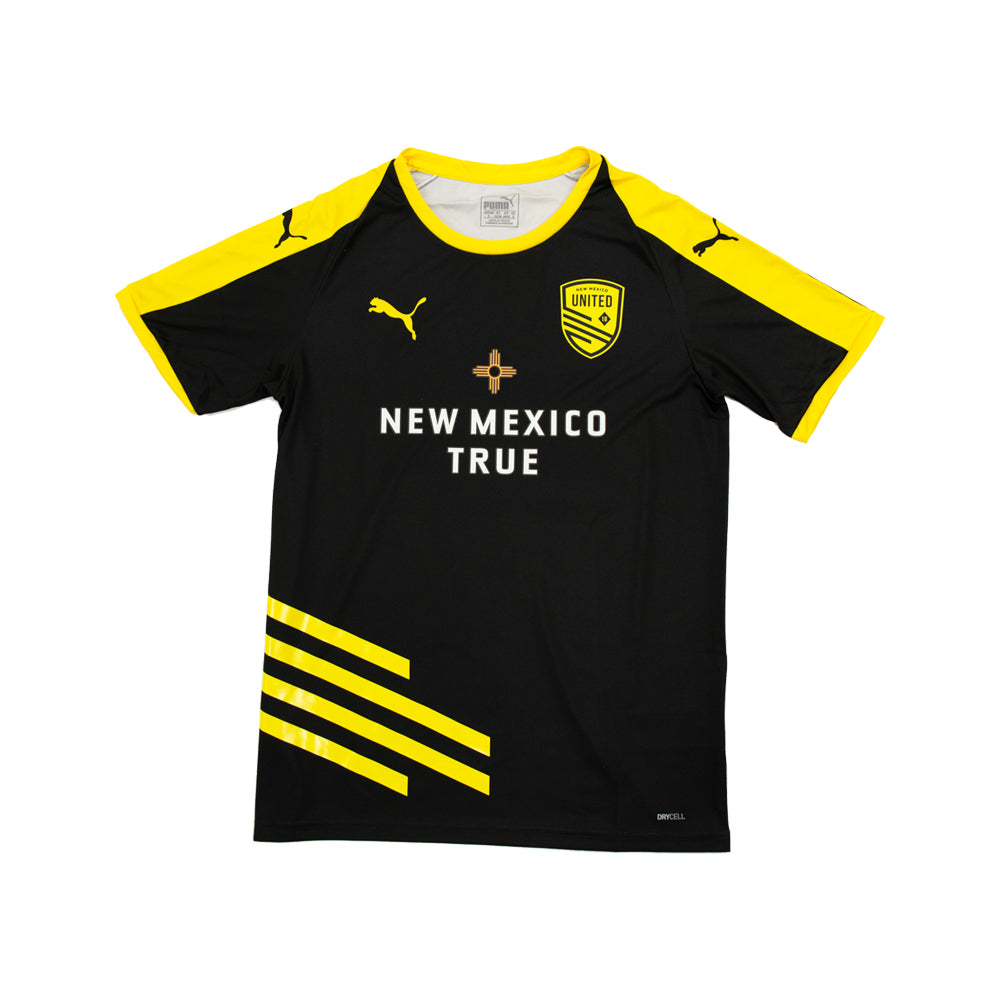 New Mexico United Puma 2021 New Mexico True Youth Home Jersey - WILL NOT SHIP BEFORE 5/17