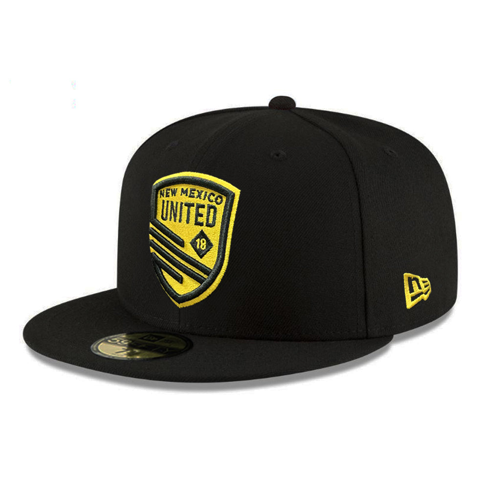 New Mexico United Shield New Era 59FIFTY Fitted Hat