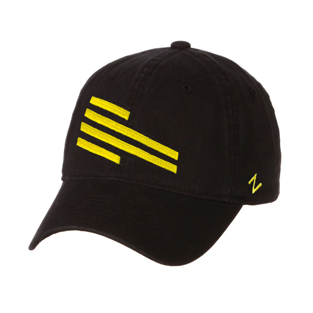 New Mexico United Zephyr Four Zia Stripe Dad Hat