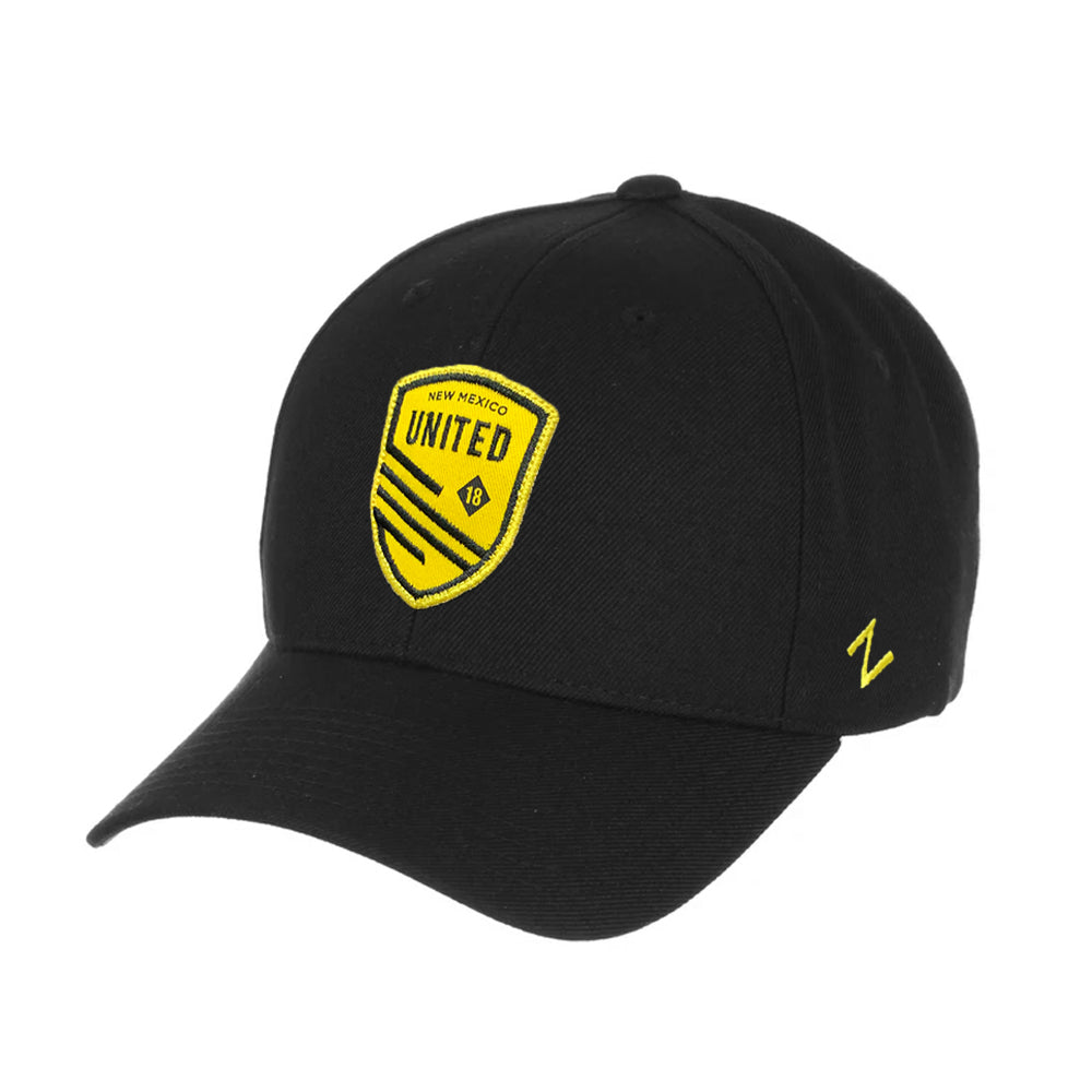 New Mexico United Zephyr Shield ZH Flex Hat