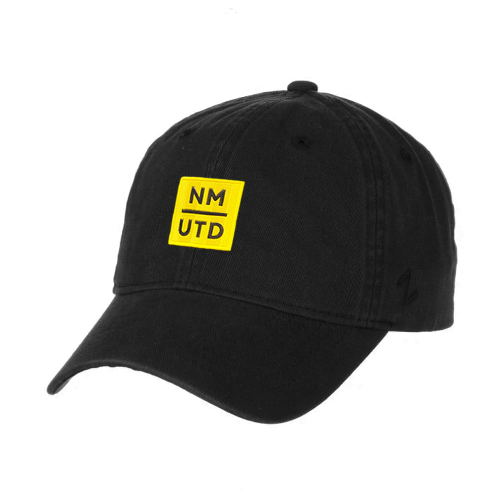 New Mexico United Zephyr Yellow UTD Patch Scholarship Hat