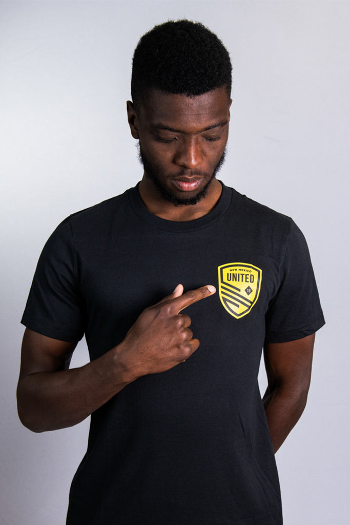 Unisex Pocket Shield T-Shirt