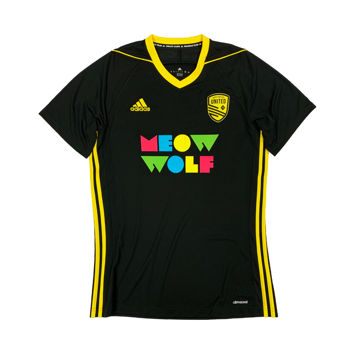 New Mexico United Women's 2019 Meow Wolf Home Jersey