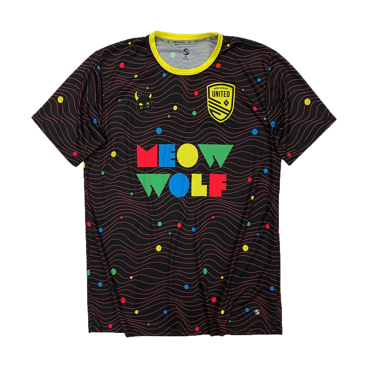 New Mexico United Meow Wolf Specialty Jersey