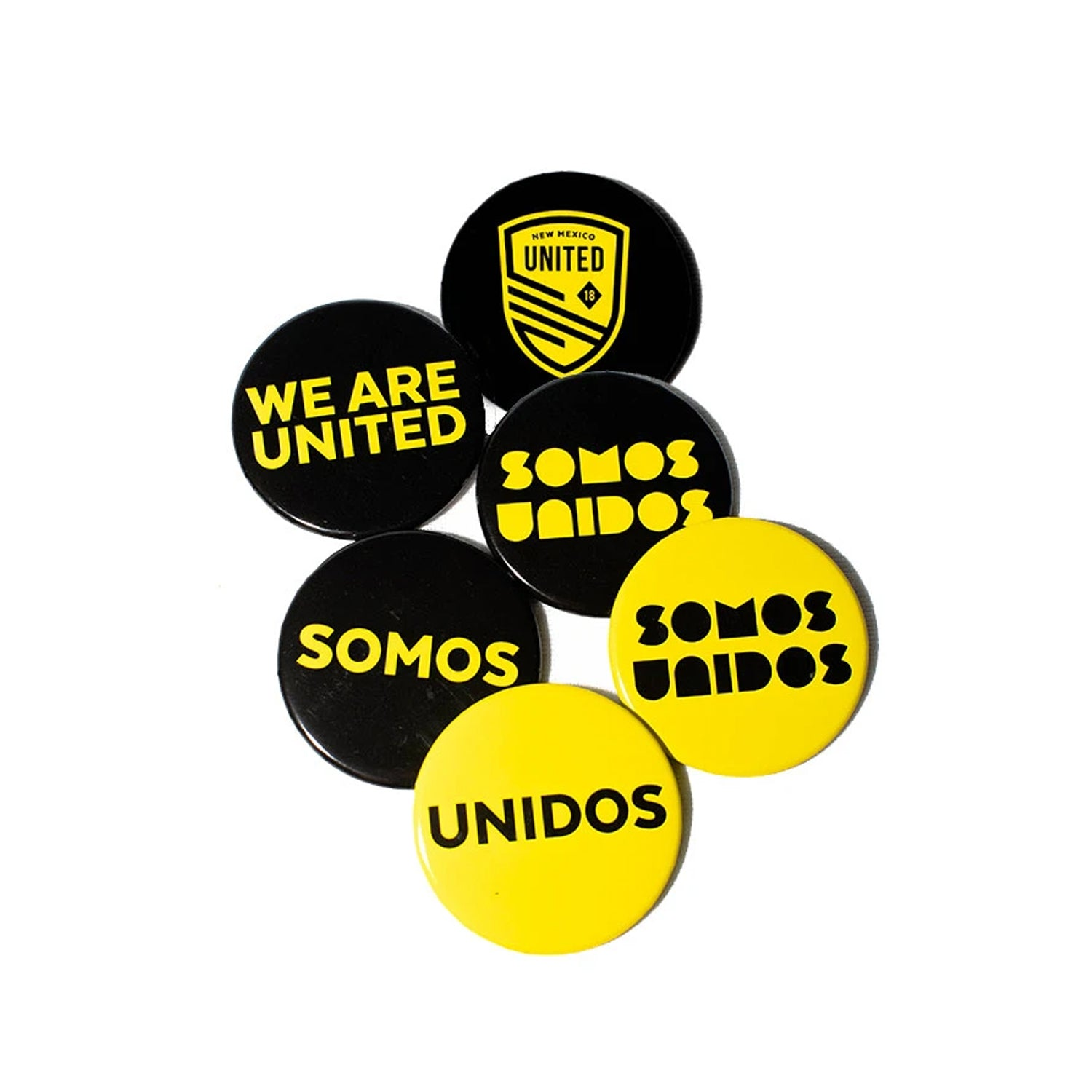 New Mexico United Buttons