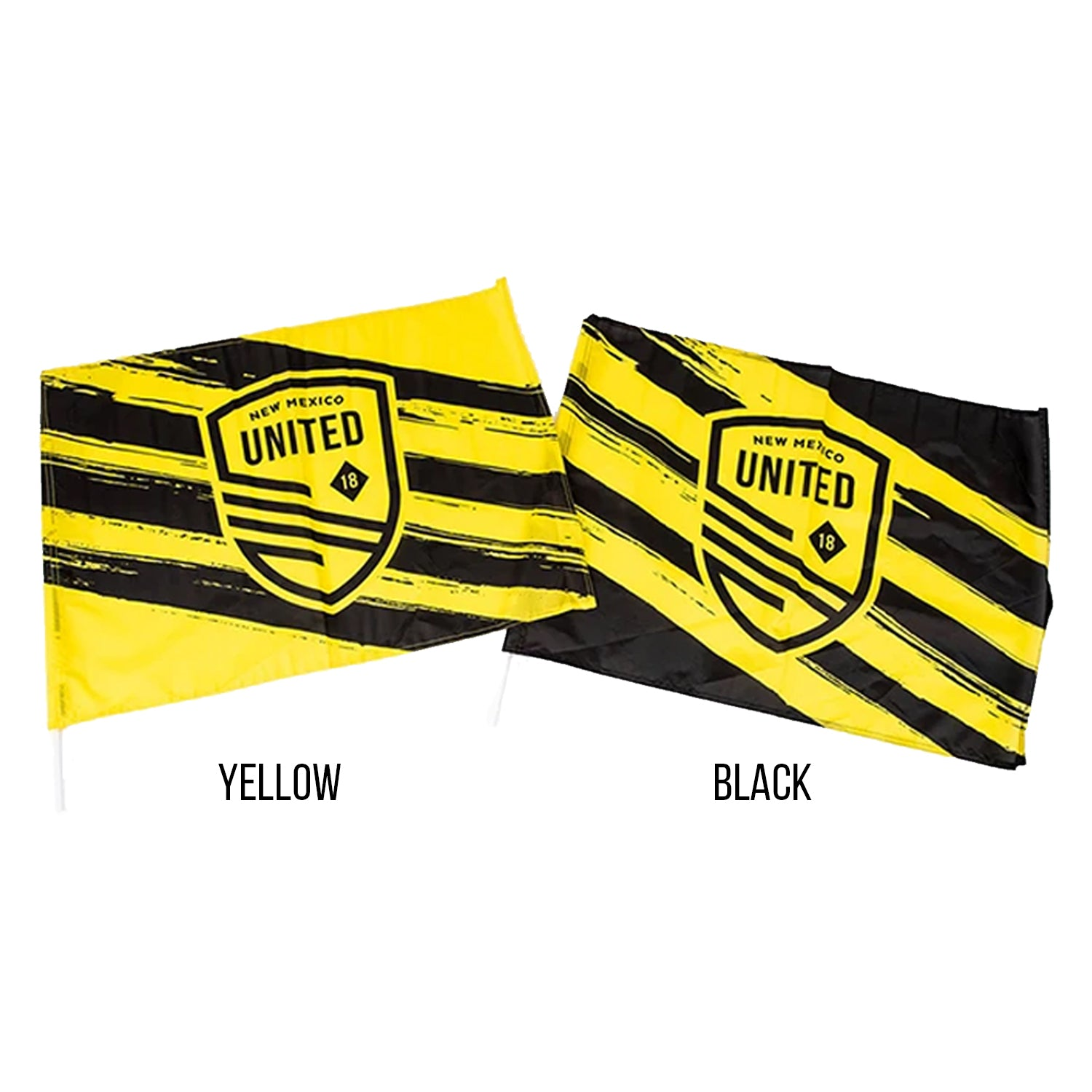 New Mexico United Official Handheld Flag
