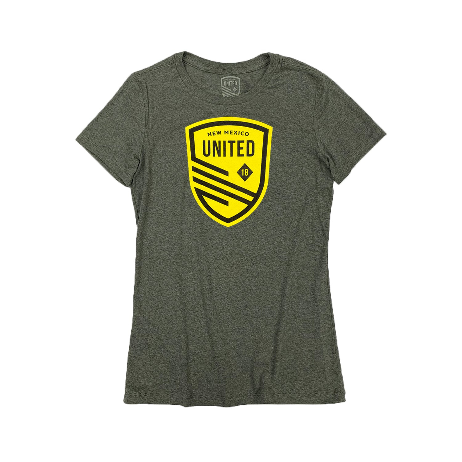New Mexico United Women's Basic Shield Crew Neck
