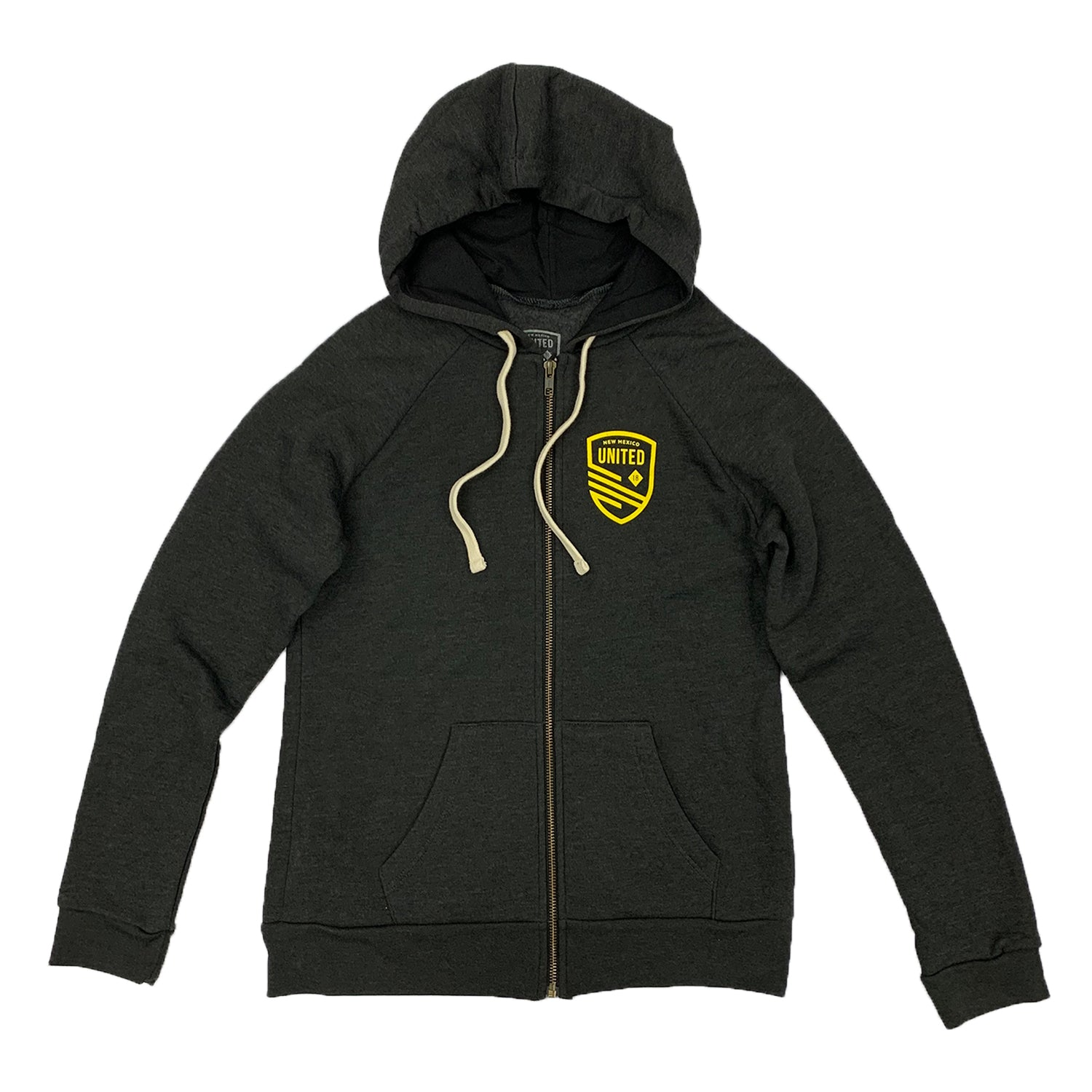 New Mexico United Women's Pocket Shield Full Zip Hoodie