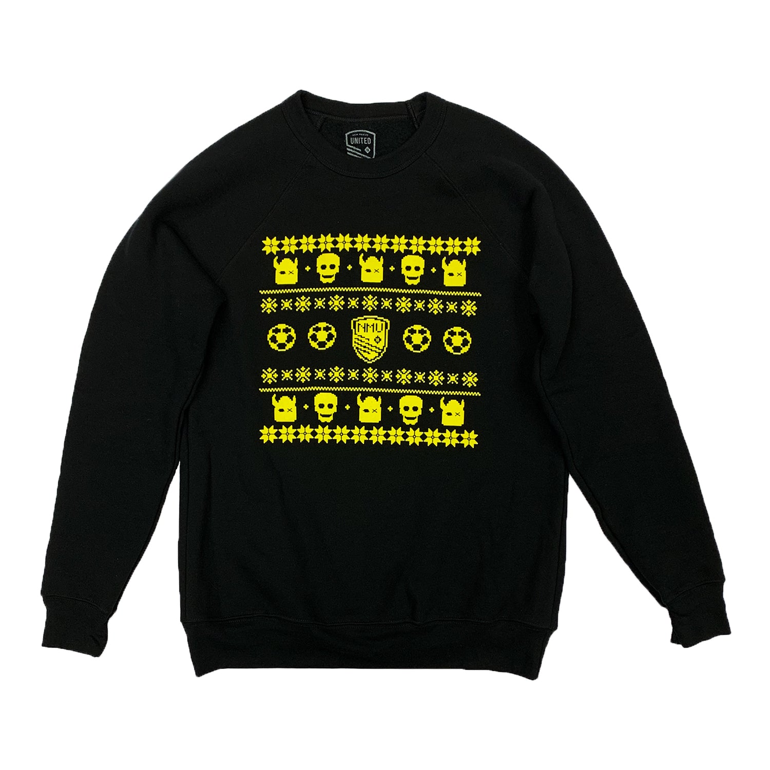 New Mexico United Ugly Holiday Sweatshirt