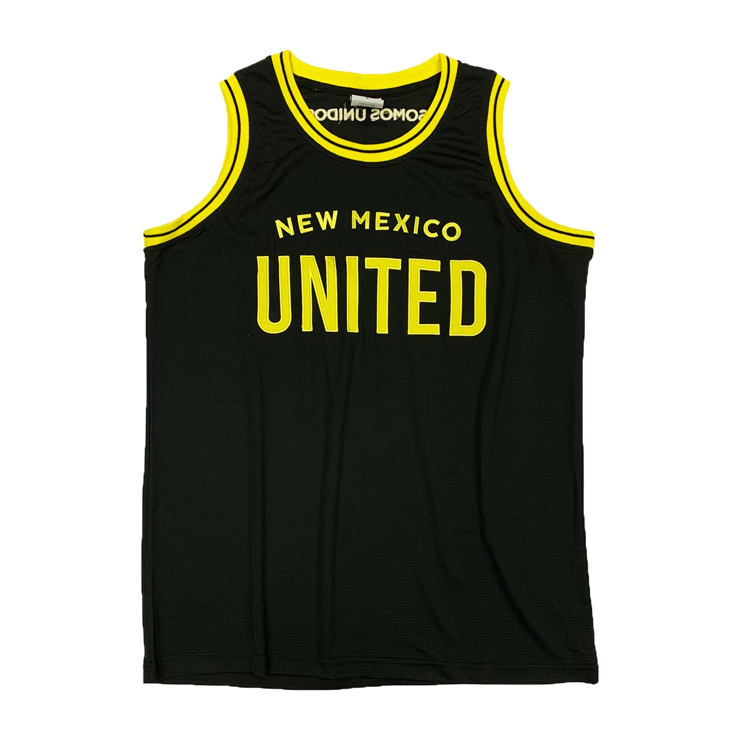 New Mexico United Basketball Jersey
