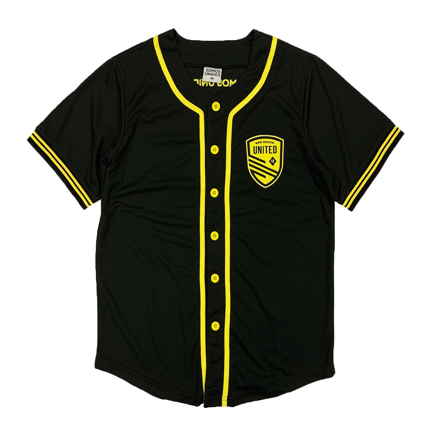 New Mexico United Baseball Jersey