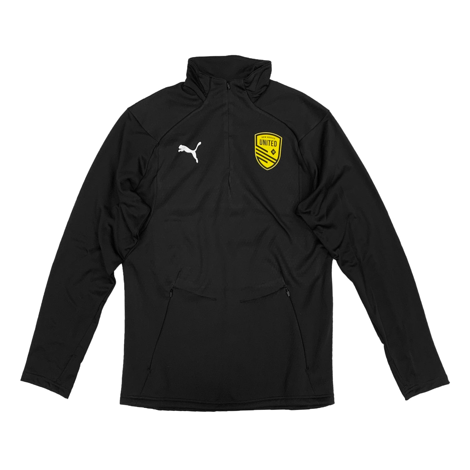 New Mexico United Puma Training Fleece 1/4 Zip