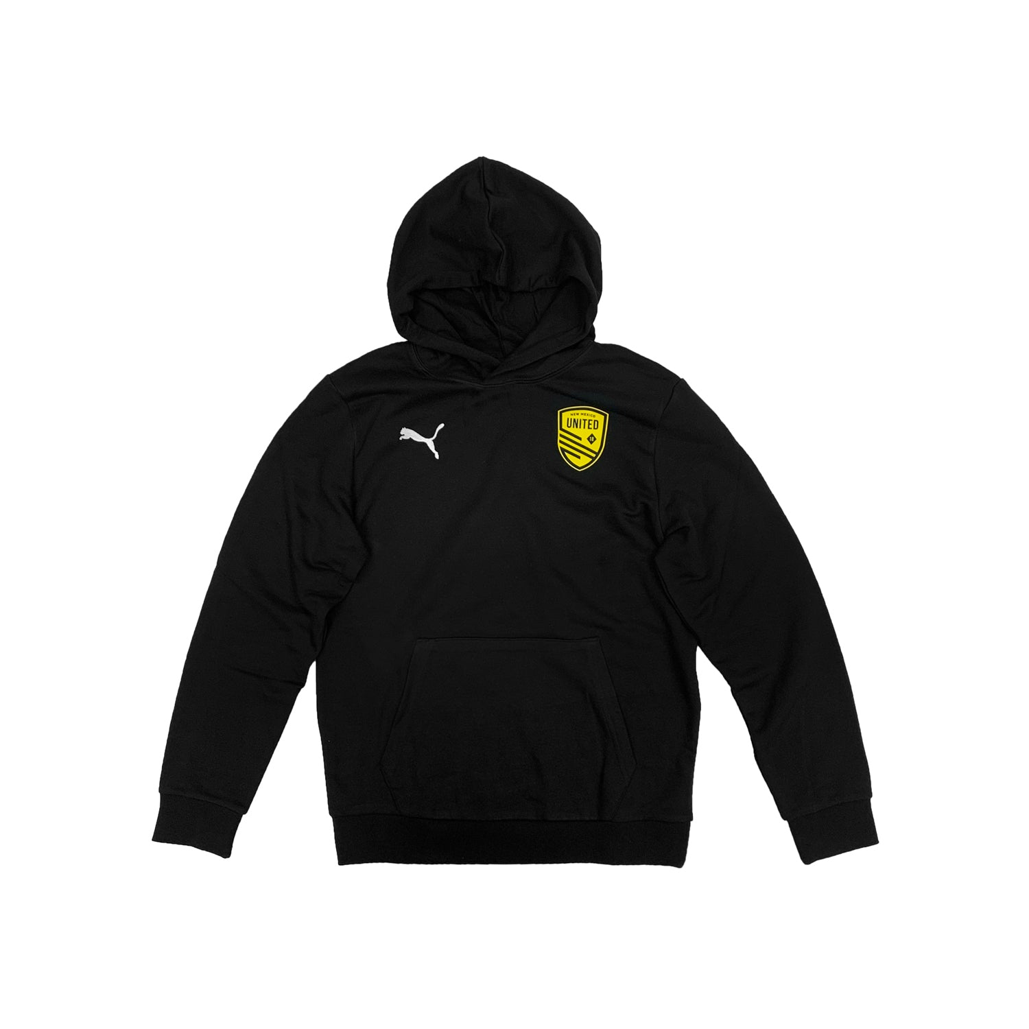 New Mexico United Youth Puma Team Goal Hoodie