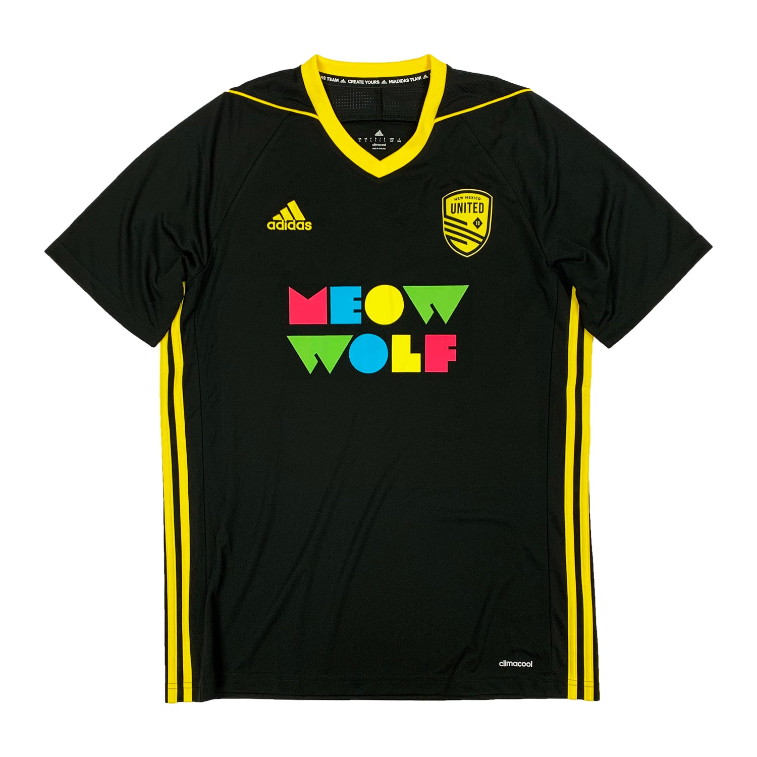 New Mexico United 2019 Meow Wolf Unisex Home Jersey