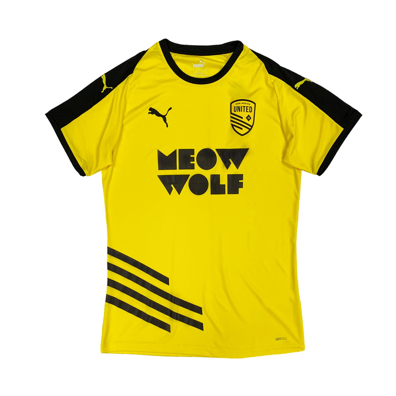 New Mexico United Women's Puma 2020 Meow Wolf Away Jersey