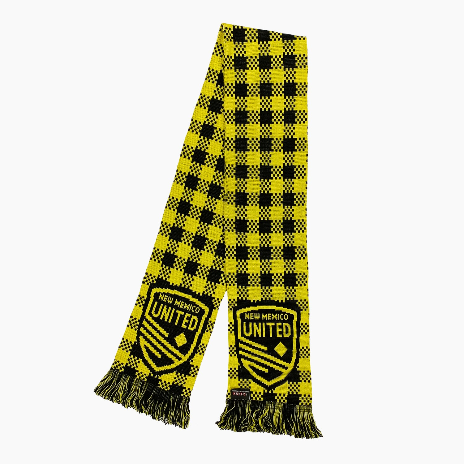 New Mexico United Ruffneck Traditional Scarf