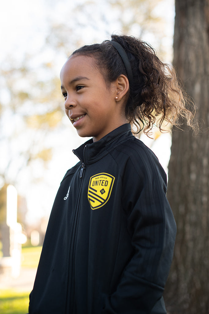 Youth Adidas Track Jacket