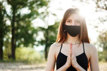 Should I wear a Yoga Mask during class?