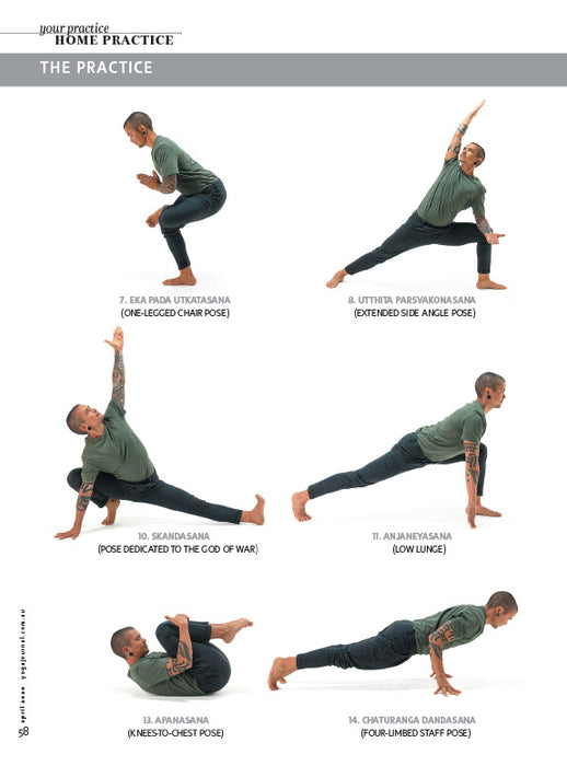 Yoga Journal Issue 82 (Print)