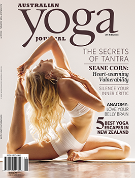 Australian Yoga Journal Issue 79 (Print)