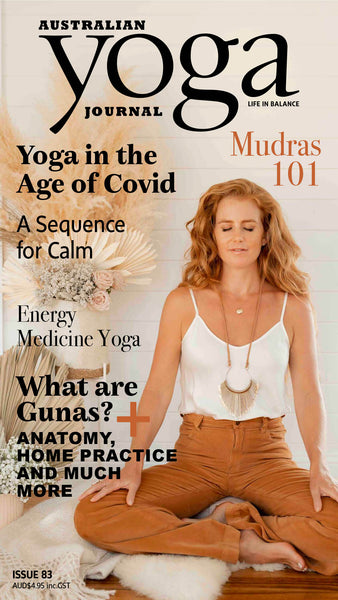 Yoga Journal Issue 83