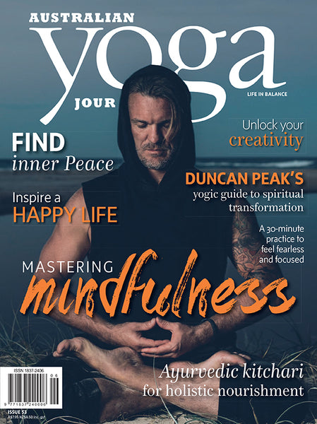 Yoga Journal Issue 53