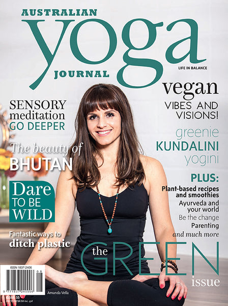 Australian Yoga Journal Issue 55