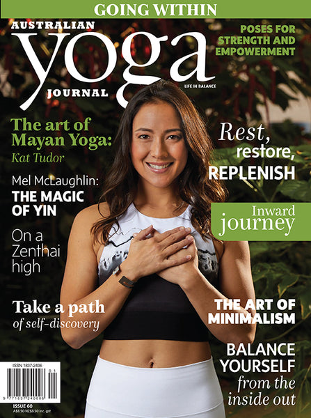 Australian Yoga Journal Issue 60