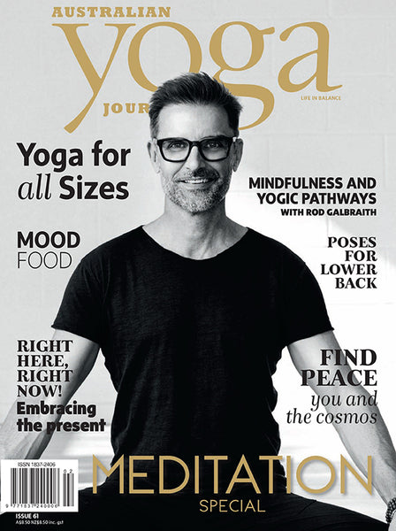 Australian Yoga Journal Issue 61