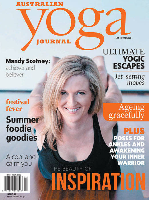 Australian Yoga Journal Issue 63