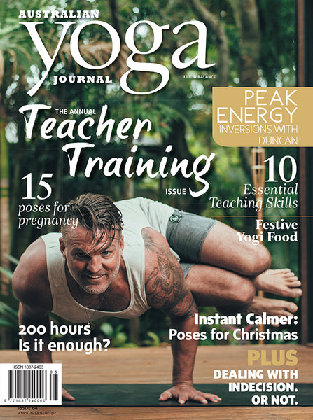 Australian Yoga Journal Issue 64