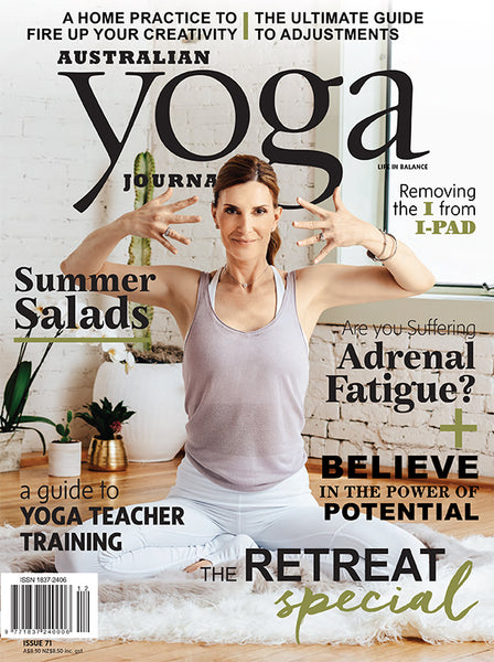 Yoga Journal Issue 71