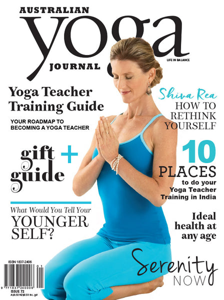 Yoga Journal Issue 72