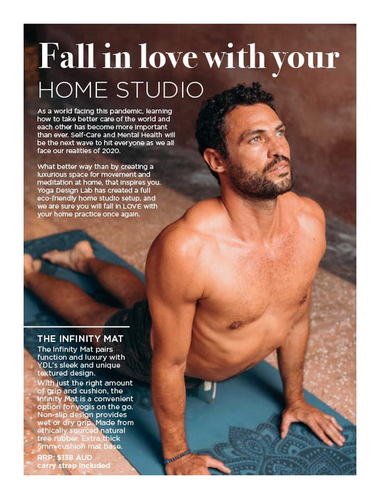 Yoga Journal Issue 84