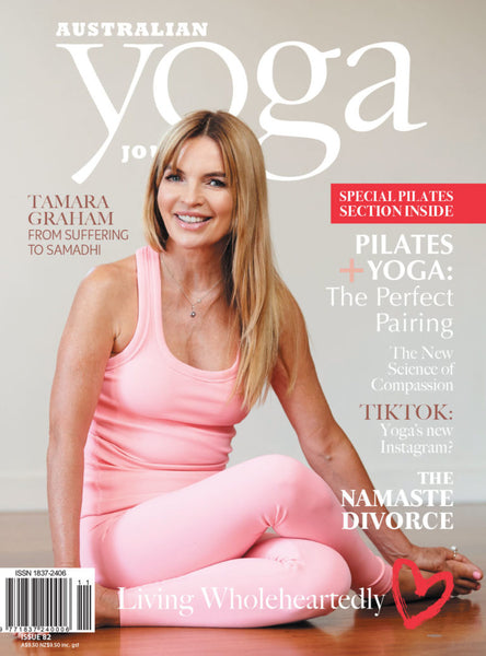 Yoga Journal Issue 82