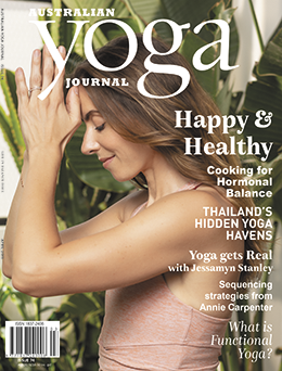 Yoga Journal Issue 74