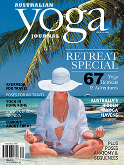 Yoga Journal Issue 76