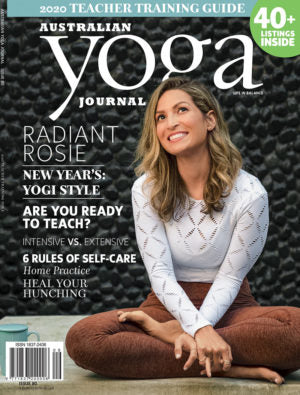 Yoga Journal Issue 80 (Print)