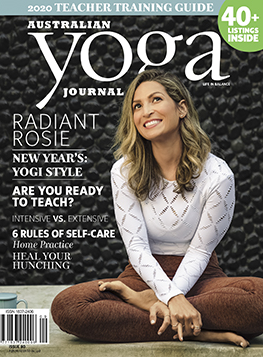 Yoga Journal Issue 80