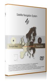 2018 Honda Navigation DVD Europe-East & West version 3.C0