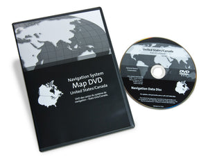 2015 Release GM Navigation DVD America and Canada Version 14.3