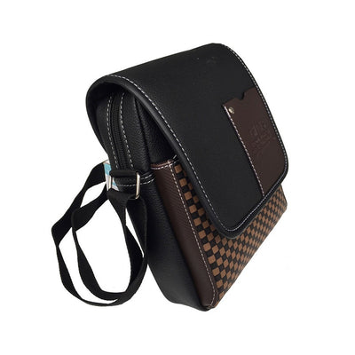 Polare Twins Crossbody Satchel
