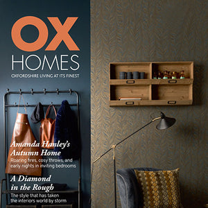 OX Homes Autumn 2019 cover.