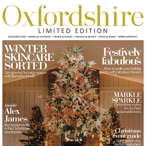 Oxfordshire Limited Edition December 2019 Cover.