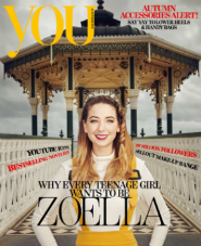 YOU Magazine cover 25 October 2015.
