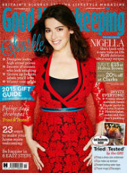 Good Housekeeping Magazine October Issue.