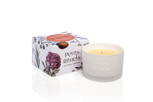 Christmas scented candle travel..