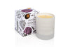 Floral scented candle 30cl.
