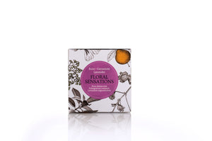 Floral Scented Candle Box (30cl).