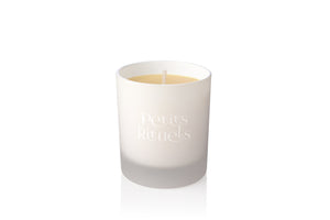 Jasmine and Ylang Ylang candles.